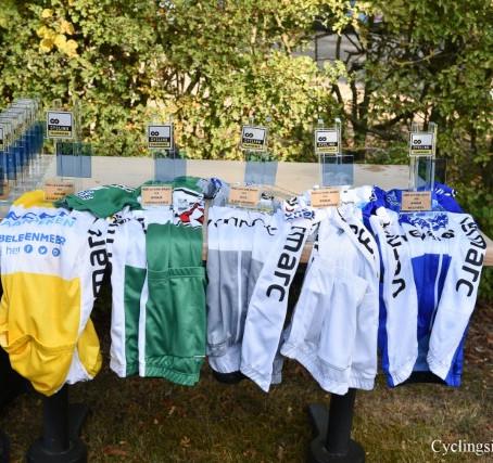 Ronde van Vlaams-Brabant klaar voor de openingsrit op WK Parcours
