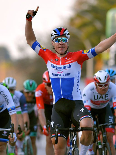 Pro riders jostling for entries to first post-COVID-19 Belgian road race