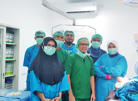 RSUD dr. Achmad Mochtar Bukittinggi First Patient
