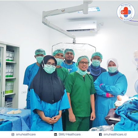 Pasient Pertama RSUD dr. Achmad Mochtar Bukittinggi