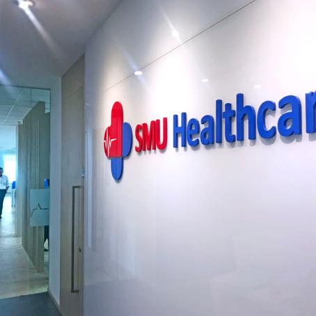 PT SMU is Now SMU Healthcare