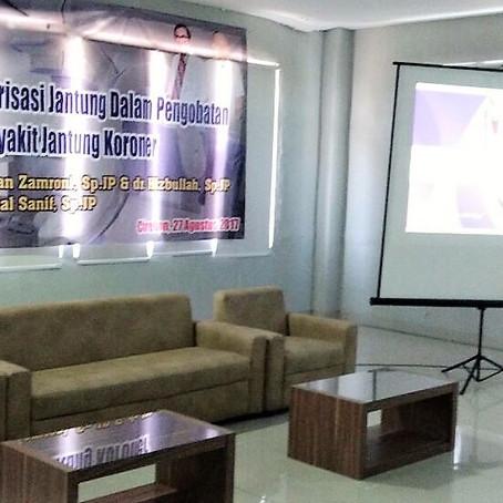 Pembukaan Cathlab di RS Permata Cirebon