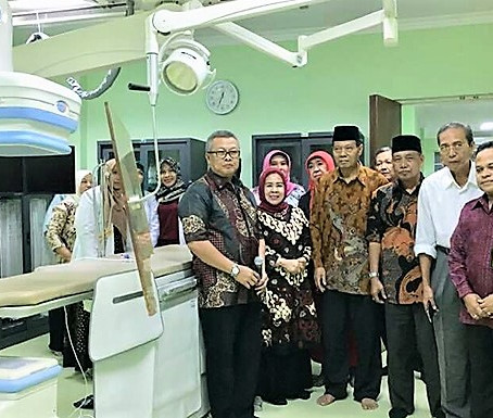 Upacara Pembukaan Cathlab di RSI Siti Khadijah