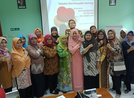 Prokesa Health Talk at Puskesmas Kejaksan Cirebon