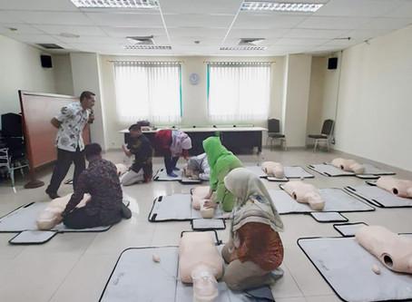Basic Life Support Training for Cath Lab Nursing