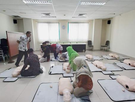 Pelatihan Bantuan Hidup Dasar Perawat Cath Lab