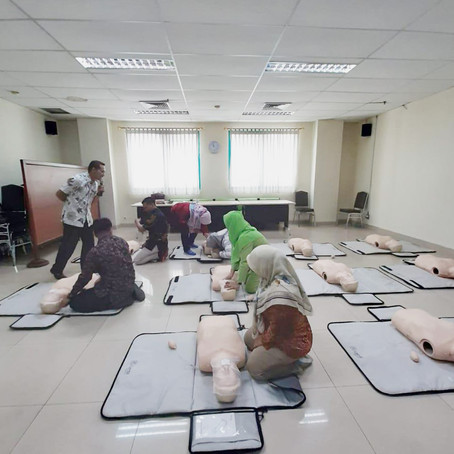 Basic Life Support Training for Cath Lab Nursing