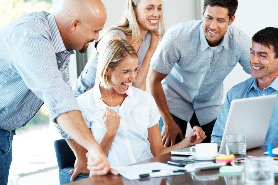Séance de coaching pour entreprise