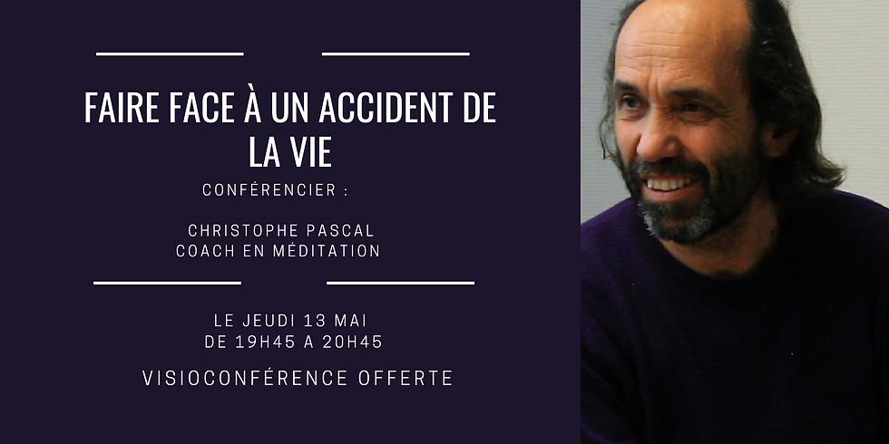 Conférence-Faire face à un accident de la vie