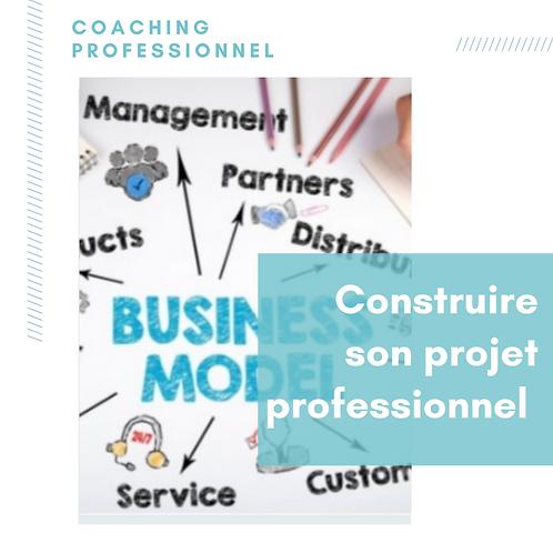 Coaching construire son projet professionnel personnel