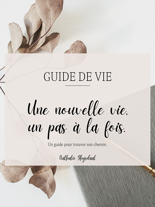 Guide de Vie