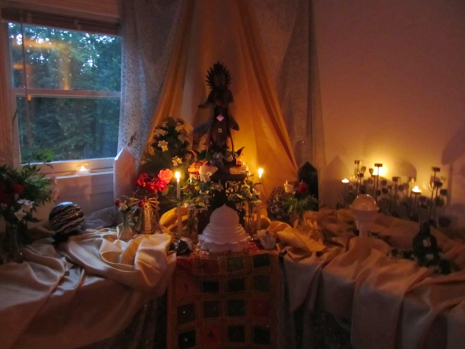 Altar Installation