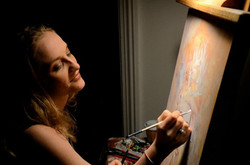 Live Painting at CoSM