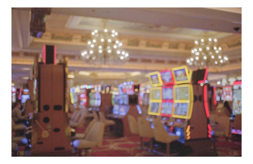 Las Vegas (2019) 160x100cm archival pigment print