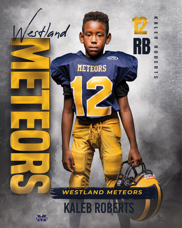 KALEB ROBERTS Football_game_flyer_09METO
