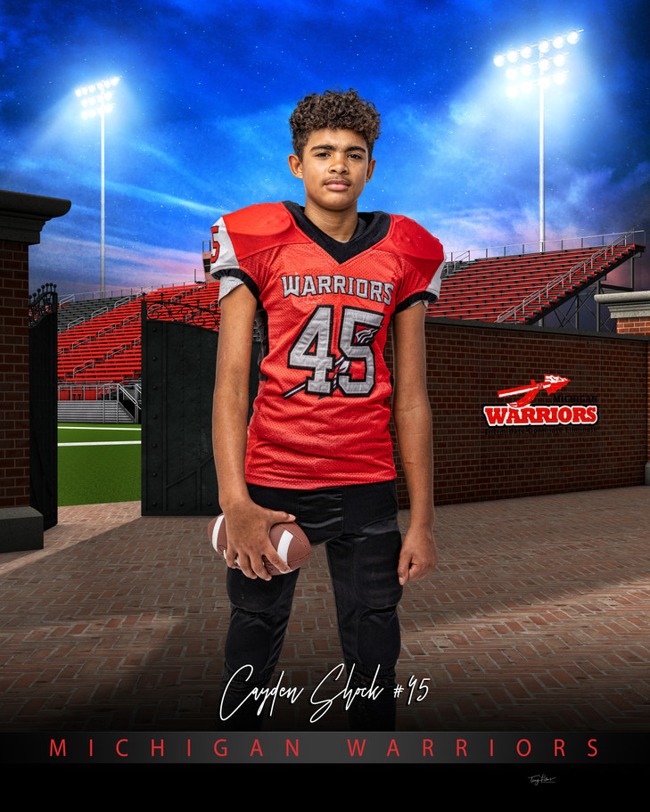 cayden Shock  home_turf_football_48x72_b