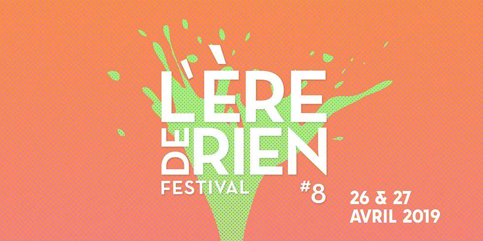 L'Ere de Rien Festival