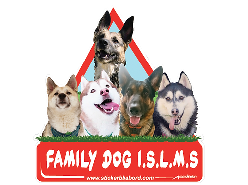 Family Dog I.S.L.M.S