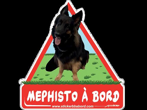Mephisto a bord