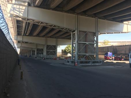 Ecoponte - Implantação de Baias Operacionais - Ponte Rio Niterói (BR-101)