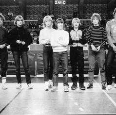 SPA-stipendiater 1984