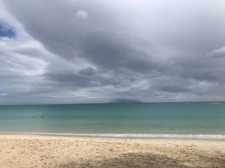 Private beach, Savoy Resort and Spa, Seychelles