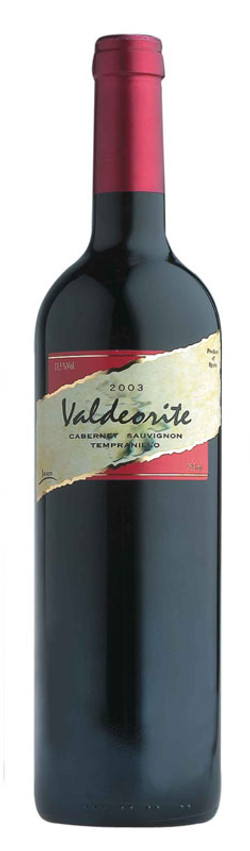 Valdeorite red 2003
