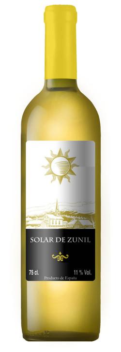 Solar de Zunil white