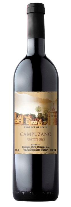 Campuzano red sweet