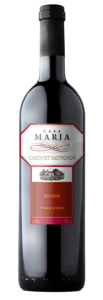 Casa Maria red dry