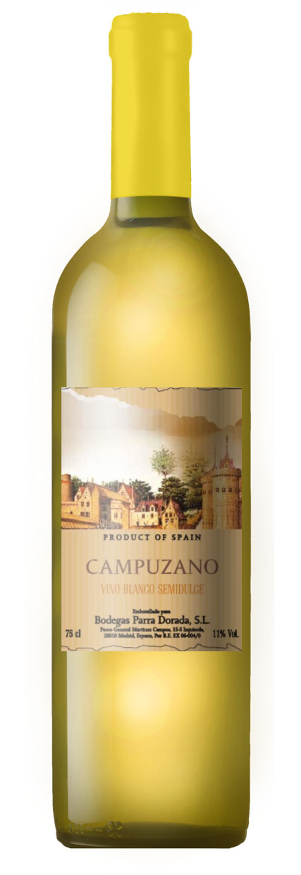 Campuzano white semisweet