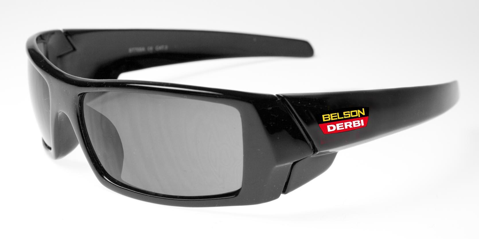 belsonderbi-gafa negra perfil