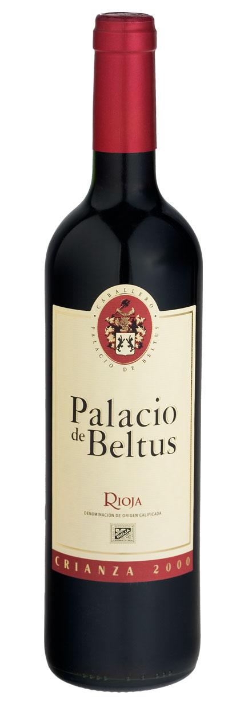 Palacio de Beltus crianza red dry
