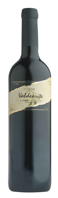 Valdeorite red 1998