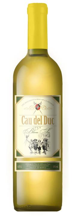 Cau de Duc white dry