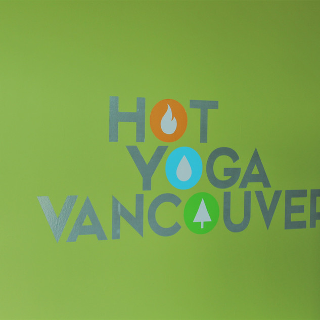 Hot Yoga Vancouver!