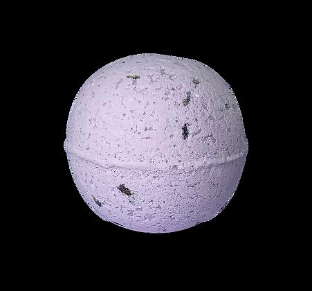 Lavender with Lavender Petals Bath Bomb 100mg