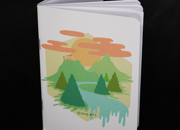 Lookout Mountain Notebook