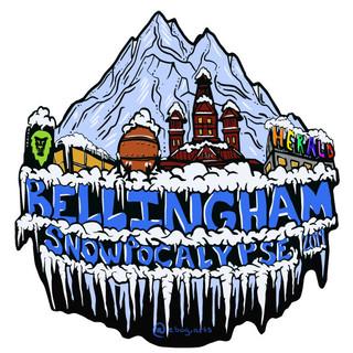 Bellingham Snowpocalypse 2019