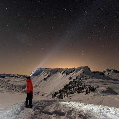 Table Mountian Glow