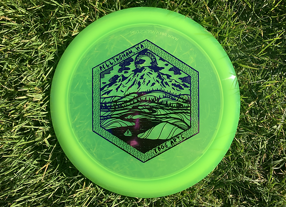 Innova Champion Beast Custom Ebog Arts Frisbee Golf Disc by