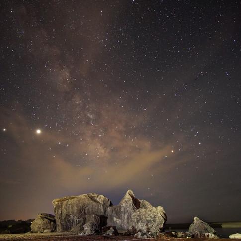 Moonstone Beach Stars