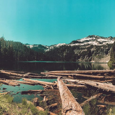 Copper Lake Colors