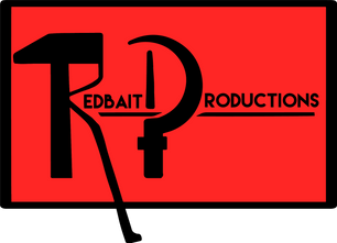 Redbait Productions Logo Design