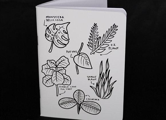 Planty Notebook