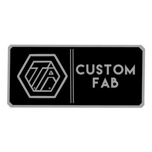 Timmy Albright Custom Fabrication Design