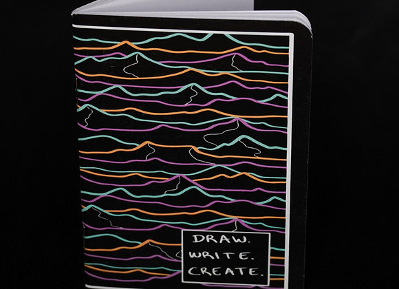 Earth Vibrations Notebook