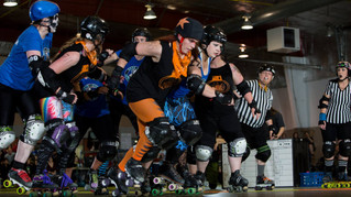 It's Time to Join Roller Derby