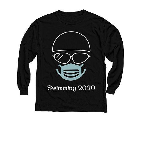 Youth Swimming 2020 Long Sleeve T-shirt