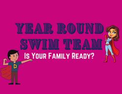 Year Round Swim Team